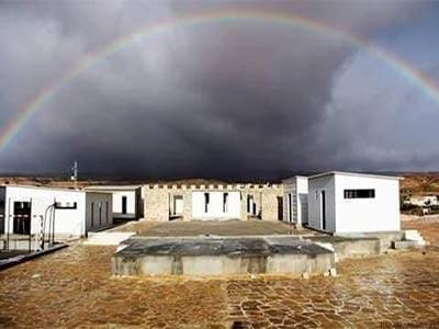 L'inauguration du premier complexe culturel montagnard en Tunisie et dans le monde arabe à Semmema