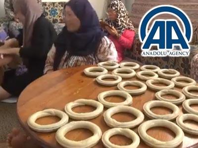 En vidéo : Quand l'Agence Anadolu part à la découverte de Kâak Hammam Ghezaz