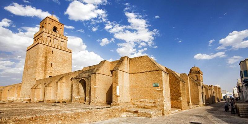 ترميم عدد من المعالم الأثرية بمدينة القيروان