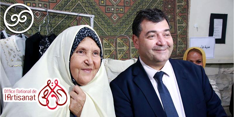 En vidéo : Inauguration du salon artisanal à Kairouan