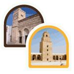 Carte de Kairouan