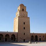 En photos : La grande mosquée de Kairouan, un monument grandiose