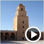 En vidéo : La Grande Mosquée de Kairouan, un monument de beauté divine