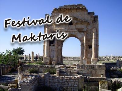 Programme de la 47e édition du festival de Maktaris du 15 au 25 août