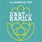 D'Art Kamila, une exposition exceptionnelle à la Résidence de France du 30 mai au 1er juin 2015