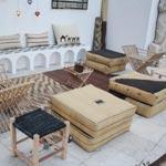 Sélection de 30 photos de l'exposition d'Art Kamila : l'artisanat sur scène
