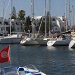 Port de plaisance El Kantaoui