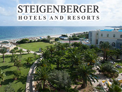 En photos : Découvrez le nouveau Steigenberger Kantaoui Bay