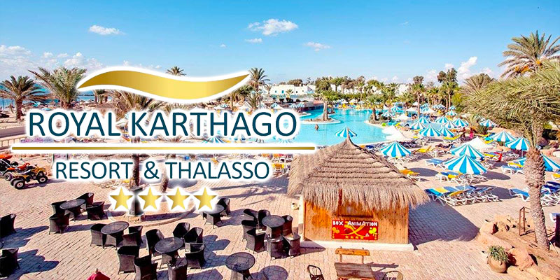 En photos : Inauguration du Royal Karthago Djerba & Thalasso