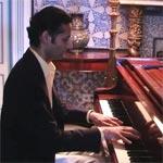 Interview du pianiste anglais Karl Lutchmayer lors de sa visite en Tunisie