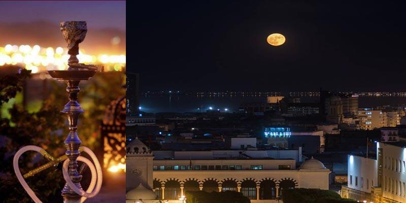 Bientôt le ramadan : Les rendez-vous chicha à ne pas rater à la Médina