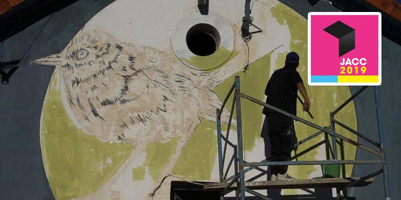 En vidéo : la ville de kasserine se dote des œuvres d'art contemporaines