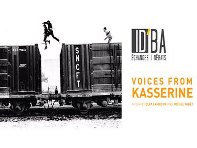Voix de Kasserine : une projection-débat avec Olfa Lamloum et Michel Tabet