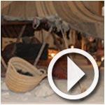 En vidéo et photos, le Musée des arts et traditions populaires du Kef