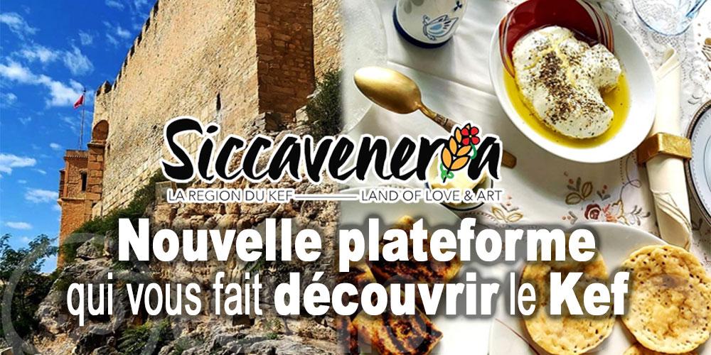 Siccaveneria, la nouvelle plateforme qui vous fait découvrir le Kef