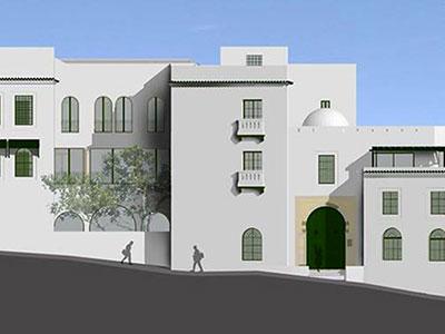 Découvrez l'Hôtel TEJ EL MEDINA futur joyau du Kef