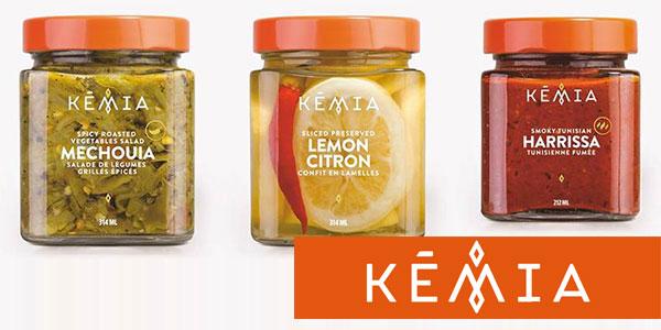 KÉMIA, la nouvelle marque tunisienne de tapas qui séduit les Canadiens