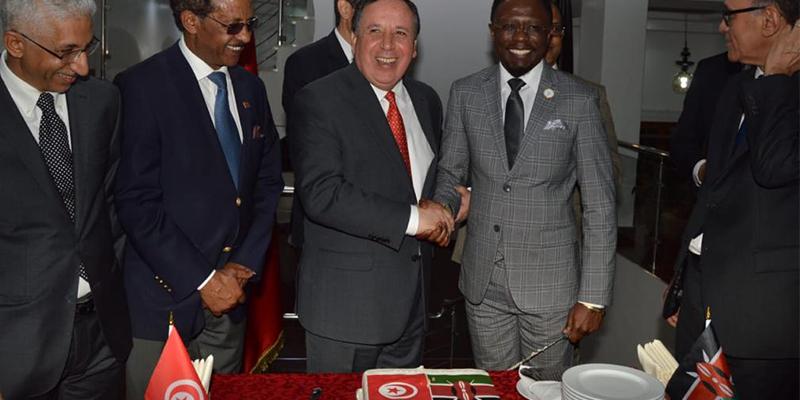 La Tunisie inaugure son ambassade à Nairobi