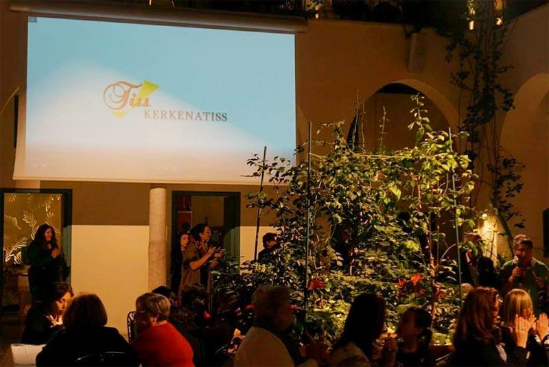 Retour en images sur le défilé des créations Kerkenatiss by Fatma Samette