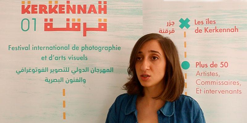 En vidéo : Olfa Feki présente la 1ère édition festival international de photographies et d'arts visuels Kerkennah01