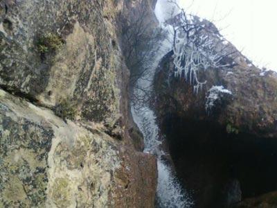 Les chutes de Kesra retrouvent leur refuge