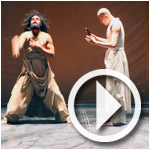 La chorégraphie Vertical Road de Akram Khan : un voyage à travers les mondes terrestre et céleste