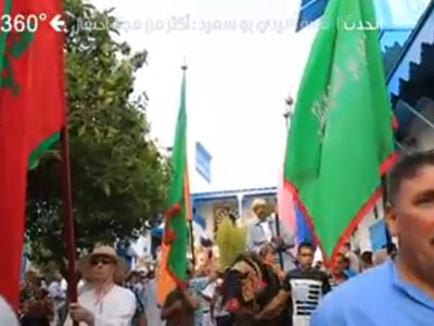 En Vidéo :L'histoire de la Kharja de Isawiya Ariana vers Sidi Bou Saïd