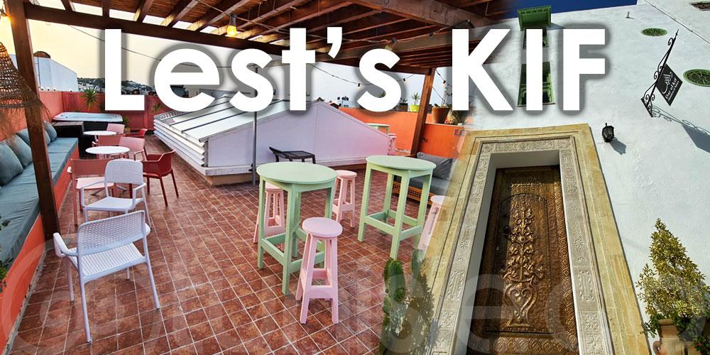 Découvrez le nouveau rooftop 'KifSta7' de Dar El Kif !