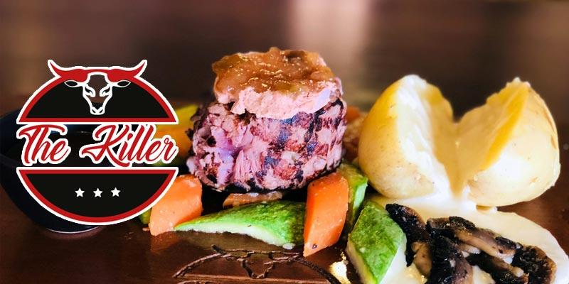 The Killer, le nouveau restaurant américain avec le Concept Meat House à Mégrine