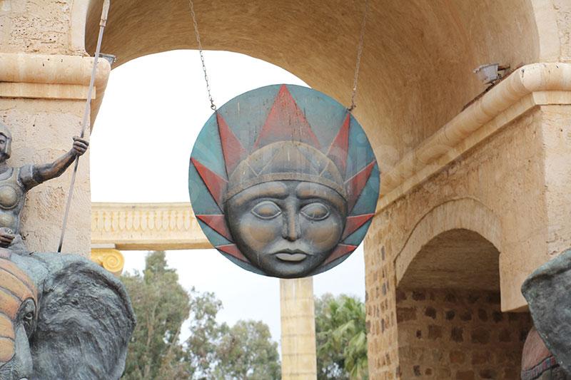 En photos : Découvrez la nouvelle attraction King Kong à Carthage Land Yesmine Hammamet