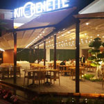 Rupture du jeûne au restaurant La Kitchenette à Hammamet