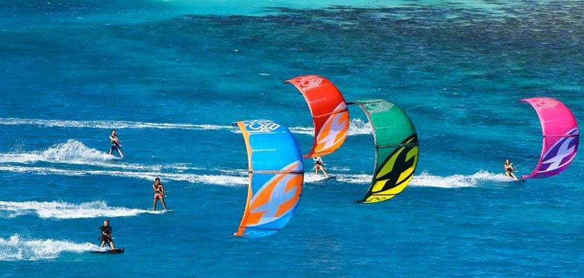 Le championnat national de kiteboard à Sfax le 9 avril, kitesurfeurs à vos planches !
