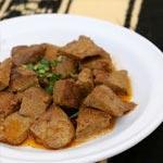 La Klaya zâara ou hamra (méchalouat), plat phare de l'Aïd el Kébir