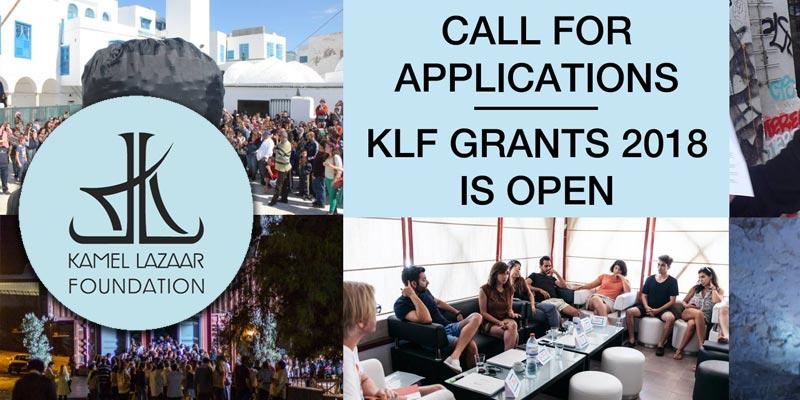 Appel à candidature pour le Mécénat 2018 de la Fondation Kamel Lazaar