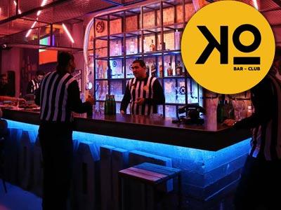 Découvrez K.O Bar Club, le nouveau bar à tapas et club à Gammarth