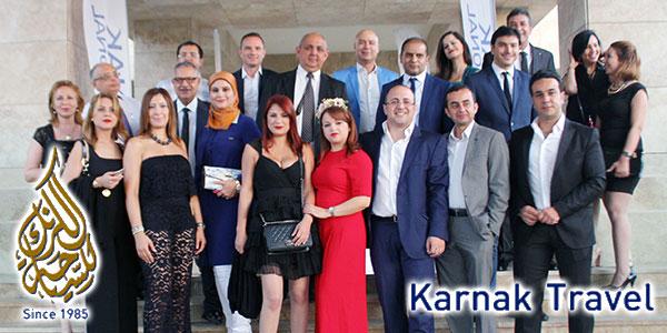 En vidéo : Les agents de voyages à la découverte d'Antalya avec Karnak Travel