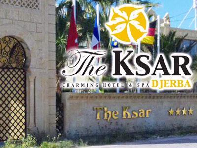 The Ksar, l'hôtel de charme à Djerba, décroche la 4ème étoiles