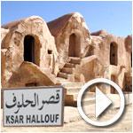 En vidéo : Visite à Ksar Hallouf situé à Béni Khédache à Médenine