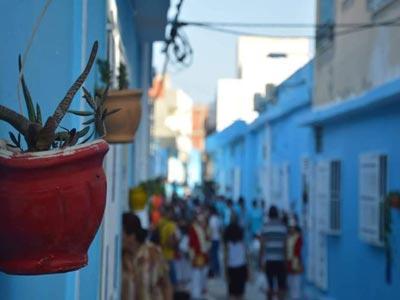 Ksibet El Madyouni la nouvelle ville bleue de Tunisie