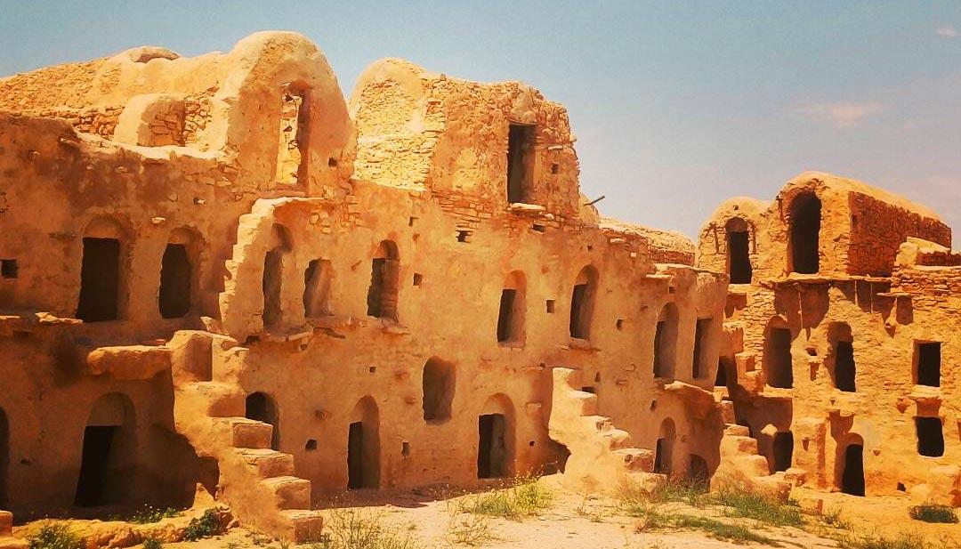 Les ksour de Tataouine, ces trésors du sud Tunisien à l'architecture insolite