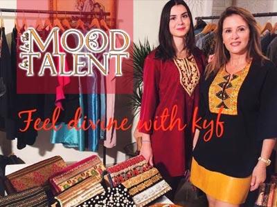 Kyf Création en Divine de Mood Talent du 8 au 10 Décembre à l'Hôtel Dar El Marsa