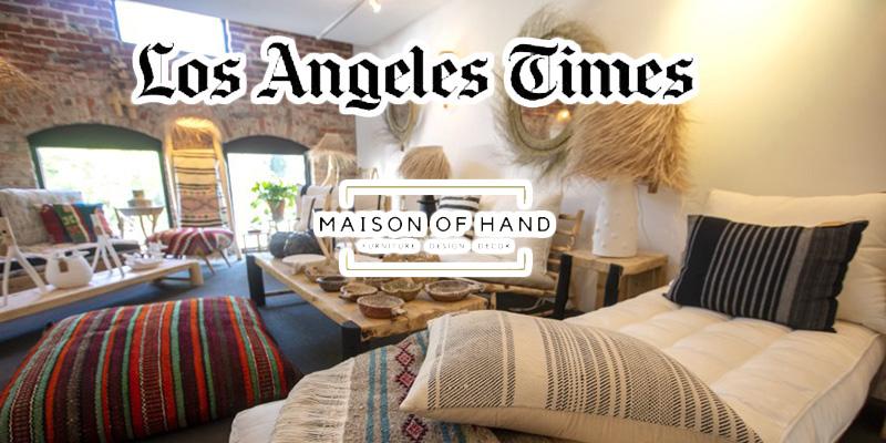 L'artisanat tunisien : Un succès fulgurant à Los Angeles !