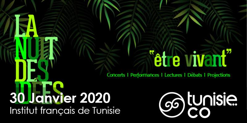 la Nuit des idées 2020 - Être vivant le 30 Janvier