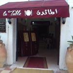 A découvrir, restaurant La Table à Médenine
