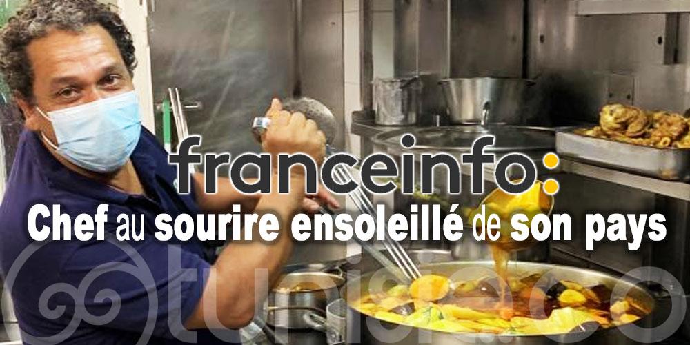 France Info dresse le portrait de chef Labiadh