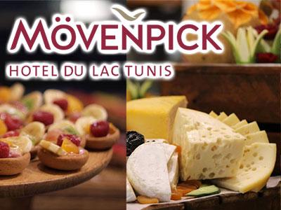 En vidéo : Découvrez le Brunch du Mövenpick Hotel du Lac