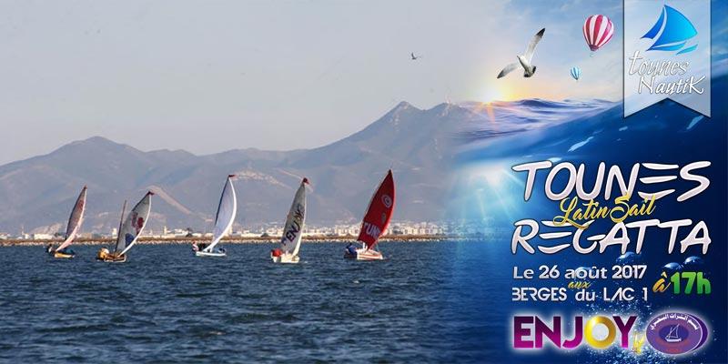 Les anciens voiliers à l'honneur à la 1ère édition de TOUNES Latin Sail REGATTA