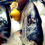 En famille, bien manger un bon poisson à la Goulette