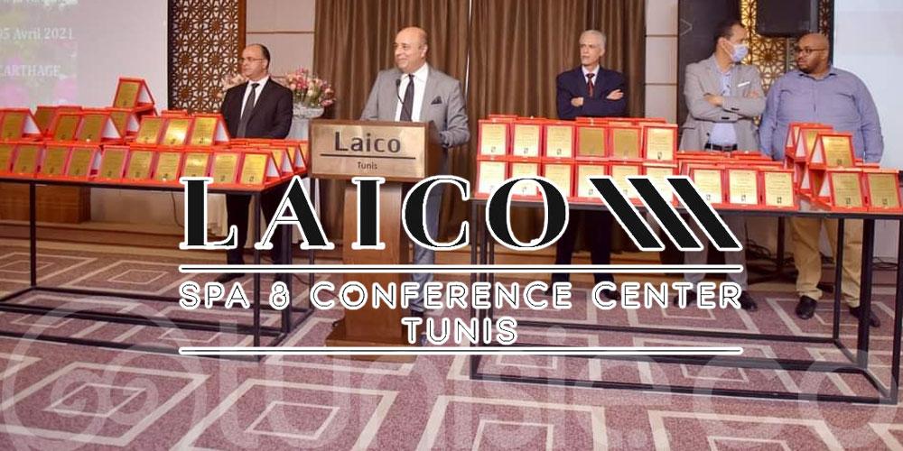 Les anciens employés de l'hôtel Laïco Tunis à l'honneur