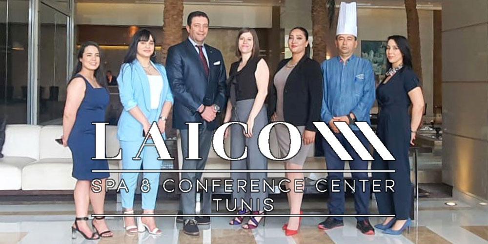 Découvrez la nouvelle Dream Team Sales & Marketing du Laico Tunis
